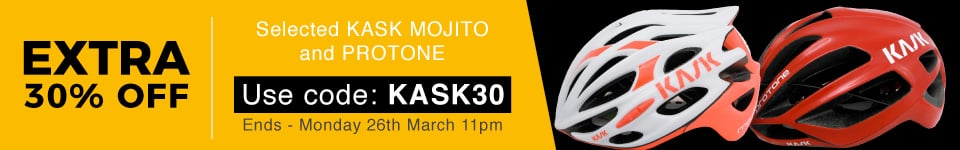 30% OFF Selected KASK MOJITO and PROTONE