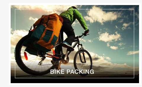 Outdoor Bike Packing
