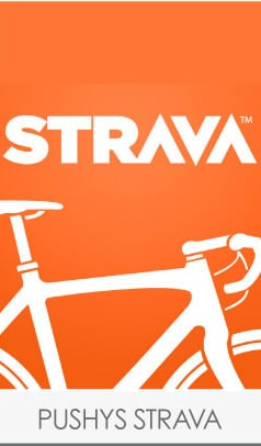 Riders Guide Pushys Strava