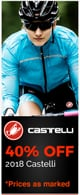 40% Off 2018 Castelli