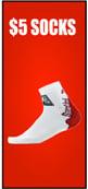 $5 Socks
