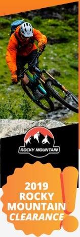 2019 Rocky Mountain Clearance