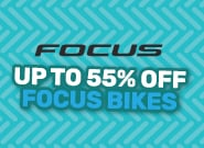 Focus up to 55% OFF