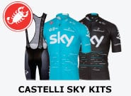 Castelli Team SKY apparel available!