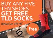 Five Ten offer!