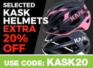 Kask Extra 20% off Selected Models