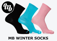 MB winter socks