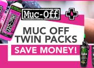 Muc off Twin packs!