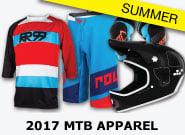 2017 Summer MTB Apparel
