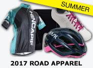 2017 Summer Road Apparel