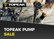 Topeak Pump sale