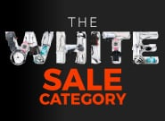 The WHITE Sale Category!