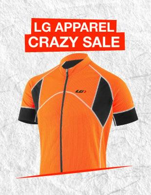 LG Apparel Sale