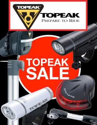 Topeak Sale - Big Discounts On Sale