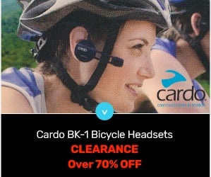 Cardo BK-1 Bicycle Headsets