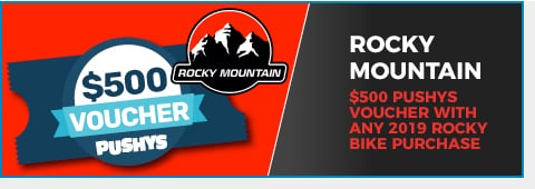 Rocky Mountain Voucher Giveaway