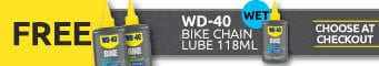 Free Lube with selected WD-40 purchase