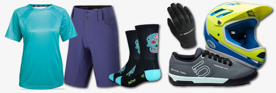 Womens MTB Dynamite Collection